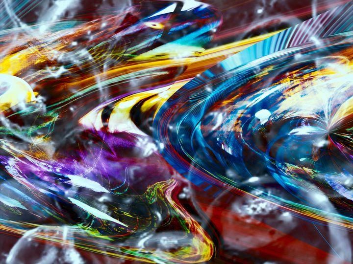 """""""Aquarium"""" - Andre McKee"""