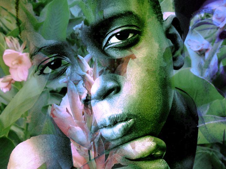 """Seed In God's Garden: Color Blind 9 - Andre McKee"