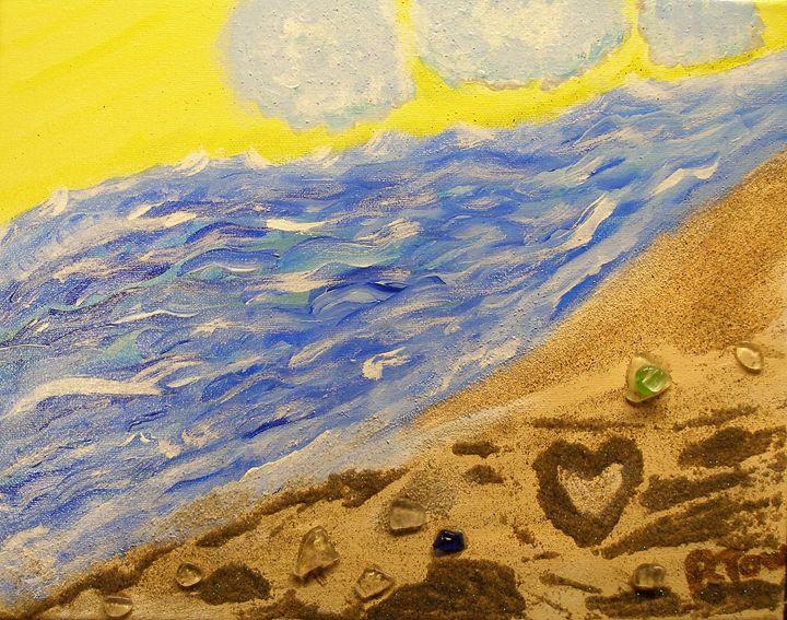 Fun in the Sun - Beach Glass Treasures