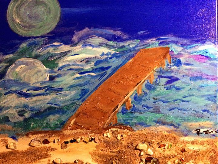 Follow Me... - Beach Glass Treasures
