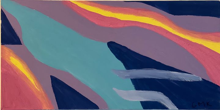 My Past - Gabriela Kula's Artwork