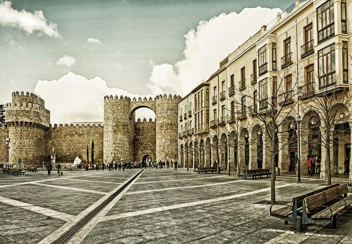 Castle of Avila - Igor