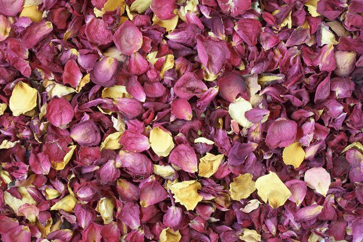 Dried petals - Igor