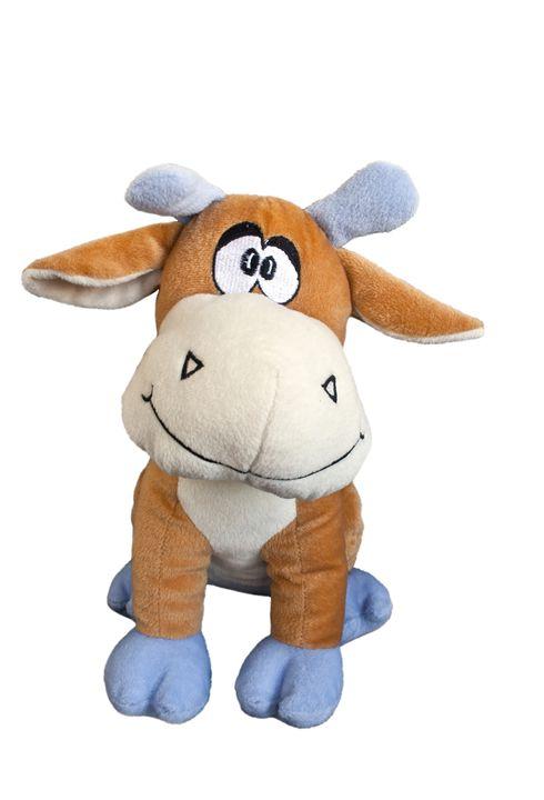 Plush toy on white - Igor