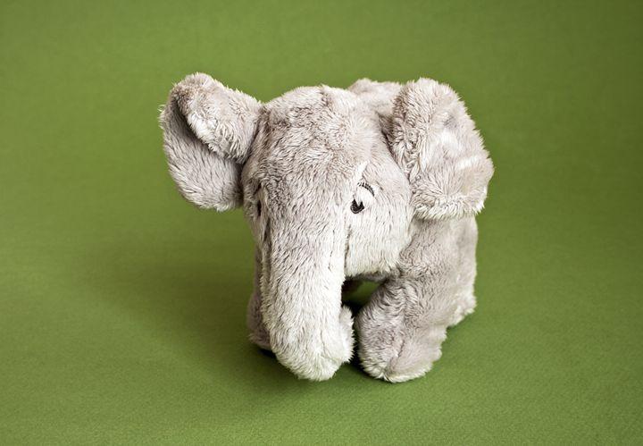 Plush elephant - Igor