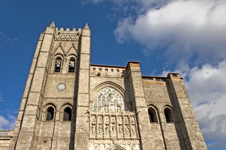 Cathedral of Avila, Spain - Igor