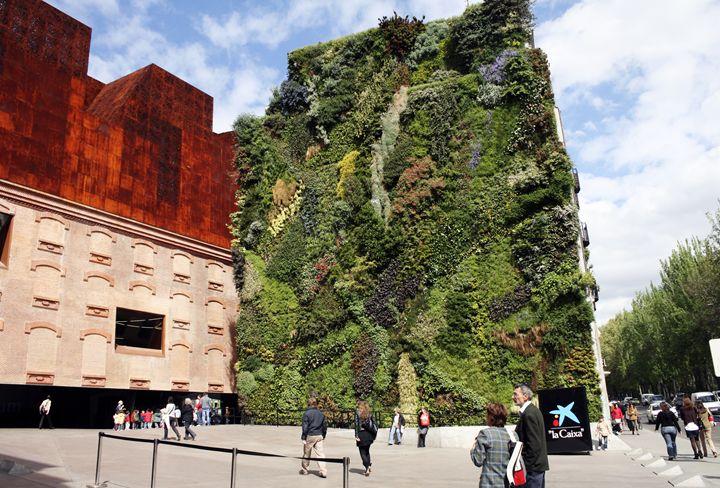 Caixa Forum in Madrid, Spain - Igor