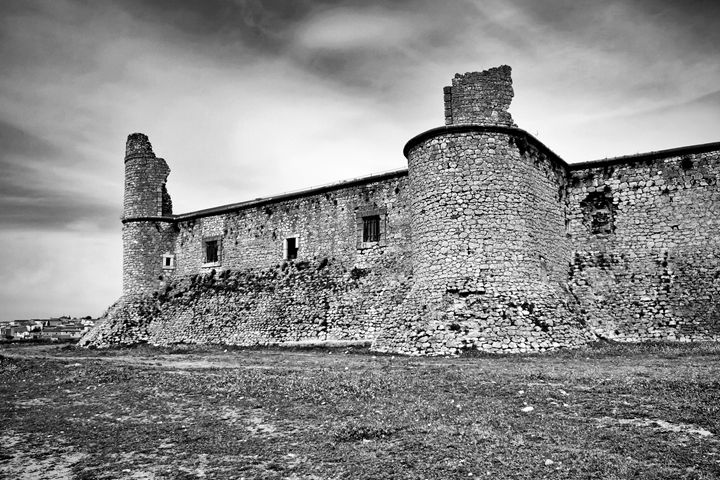 Castle of Chinchon - Igor
