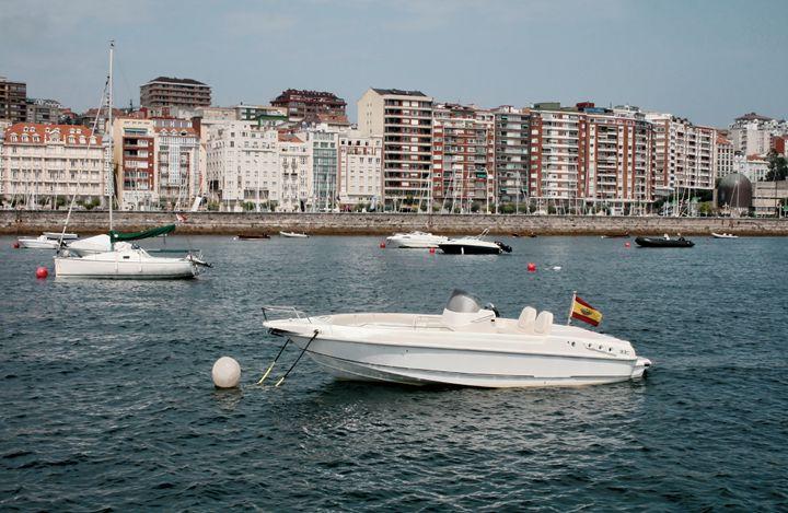 View of Santander - Igor