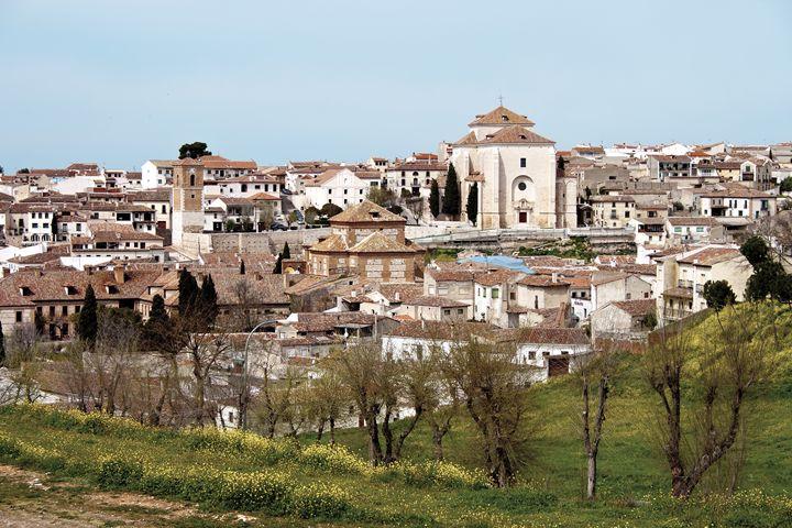 View of Chinchon, Spain - Igor