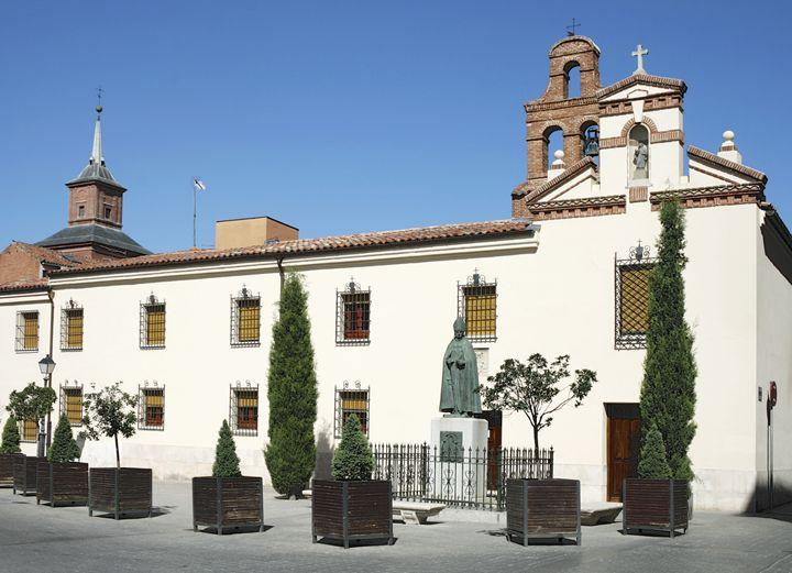 Chapel of univercity of Alcala - Igor
