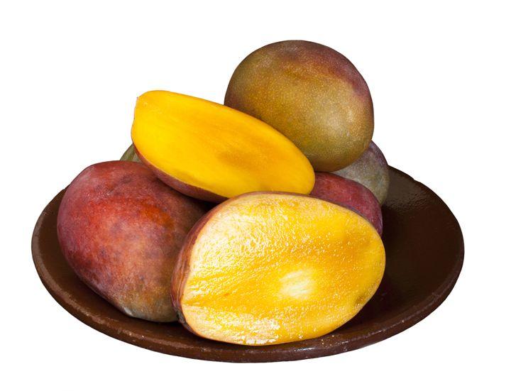 Mango on white - Igor