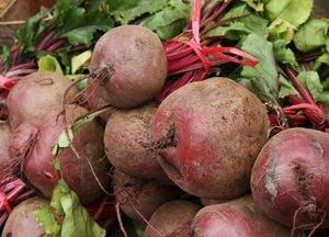 Beet in the market