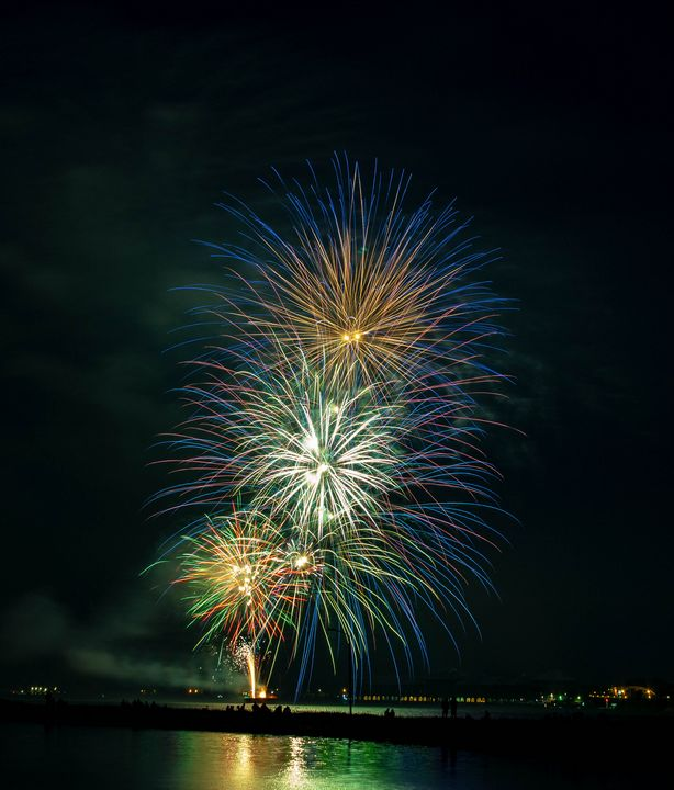 Fourth of July - Anne Marie Atkins