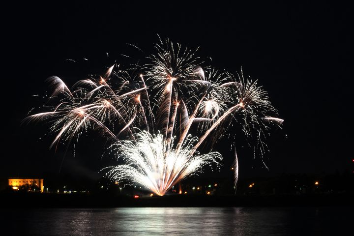 July 4th Fireworks - Anne Marie Atkins