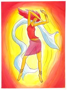 Goddess dance 01