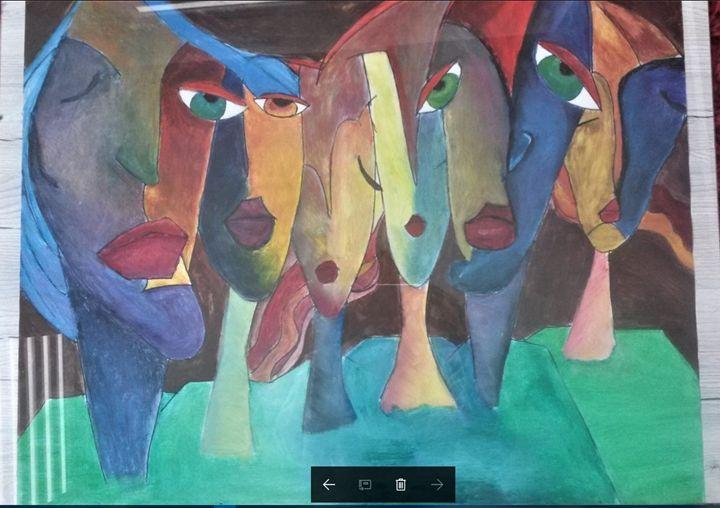 Faces - Molka
