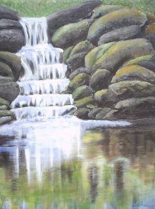The Falls at Placid Pond