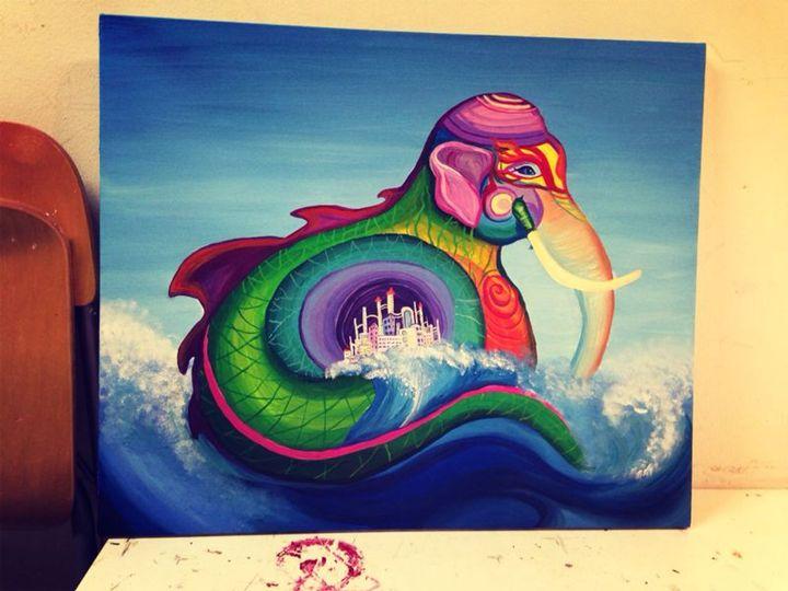 Dream - YK art