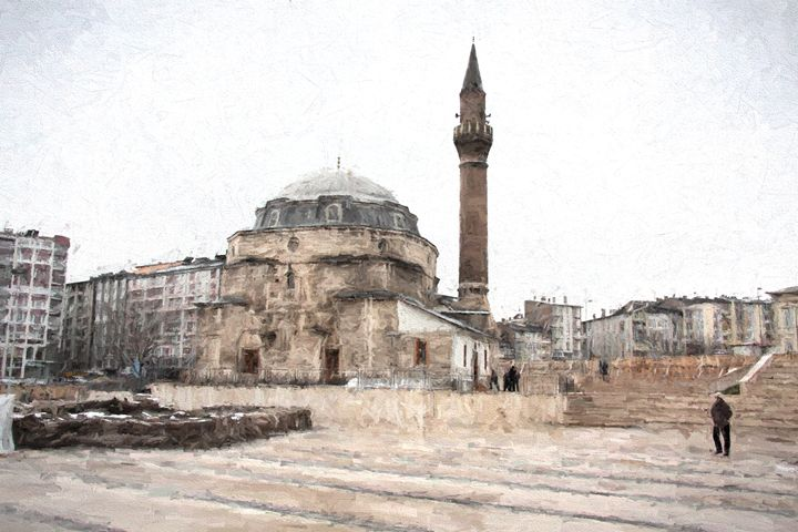 Sivas Mosque - Roberto Giobbi