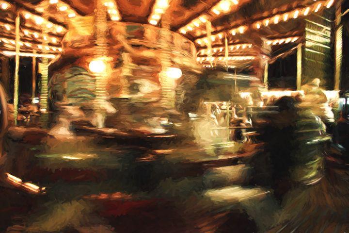 Carousel - Roberto Giobbi
