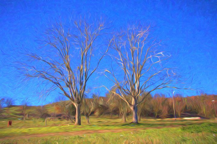 Two Trees - Roberto Giobbi