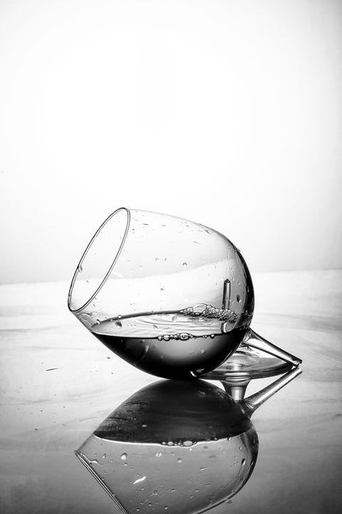 Broken glass - Roberto Giobbi