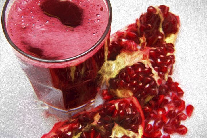 Pomegranate juice -  Robertogiobbi