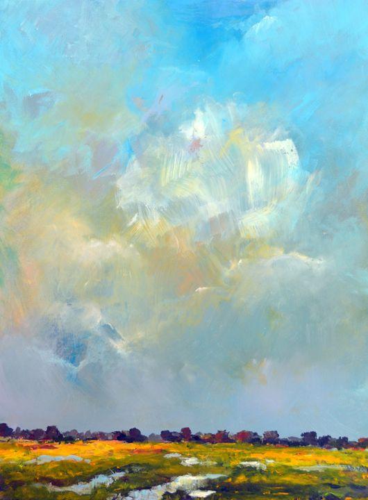 Yerseke moer 4 - wimvandewege paintings