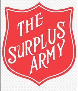 THE SURPLUS ARMY!