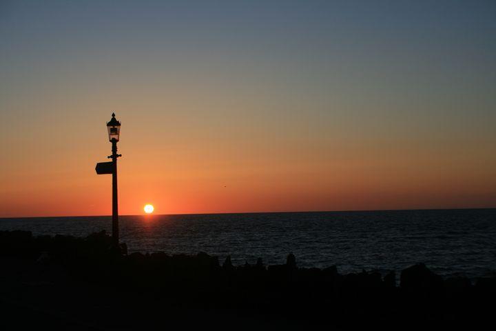 Sunset - Neil Sudhakar