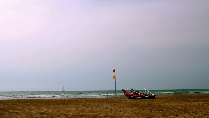 Sand and Sea - Neil Sudhakar