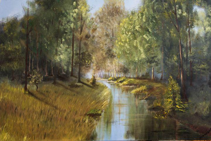 Forest Creek - Neil Sudhakar