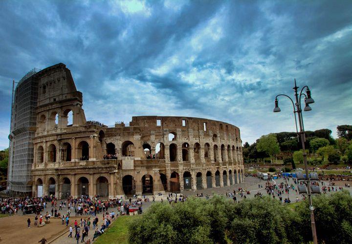 The Colosseum - Neil Sudhakar