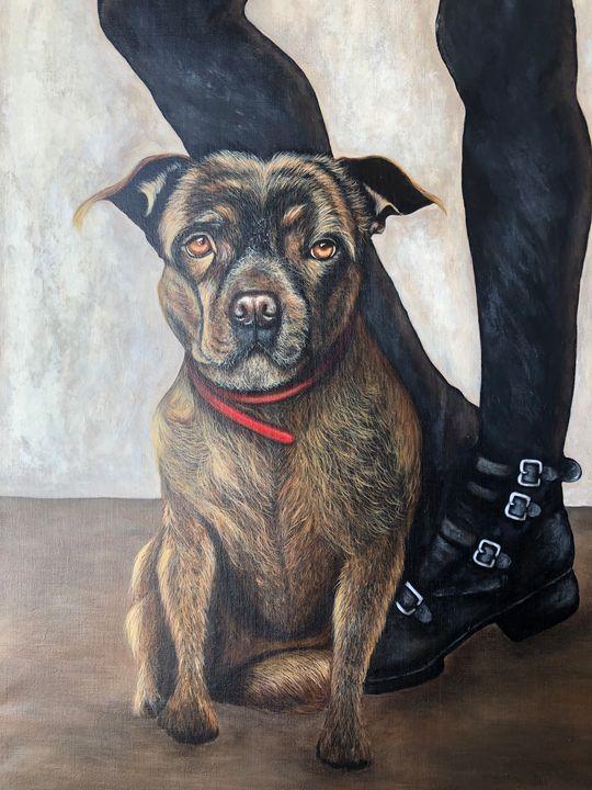 Mon chien Ralph - Eva Pelles