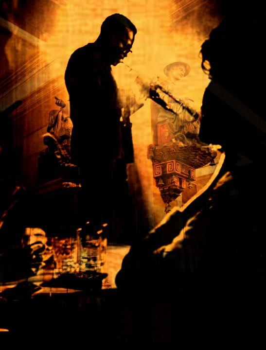Jazz in love - Eva Pelles