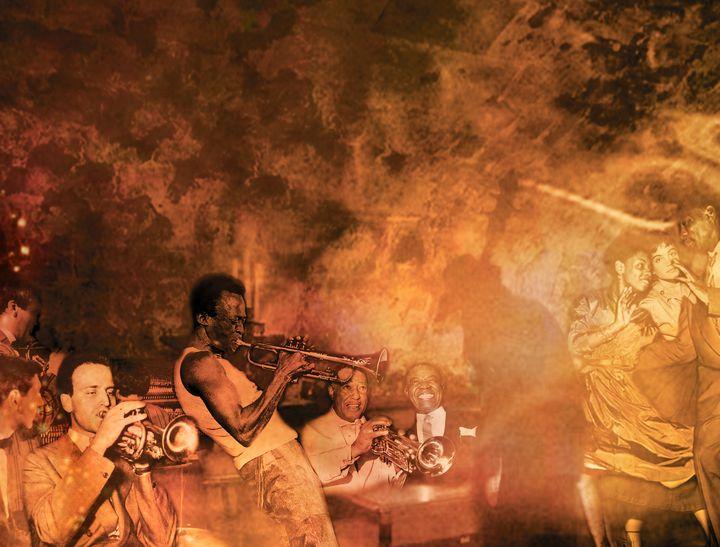 Miles Davis in Paris - Eva Pelles
