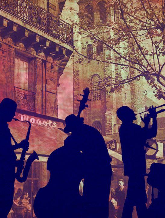Festival de Jazz - Eva Pelles