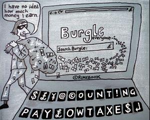 Burgle Everyone