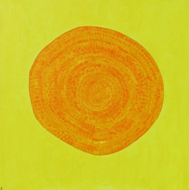 Sun - Pia's Contemporary Art Collection