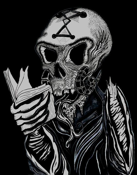 Alien Priest - Conduit Designs