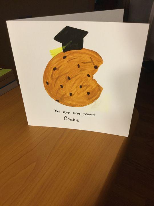 Smart cookie - Jm art