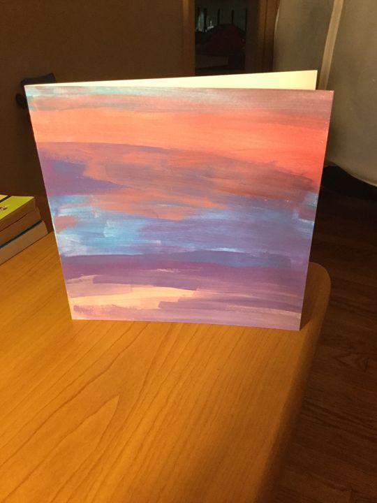 Free sky - Jm art