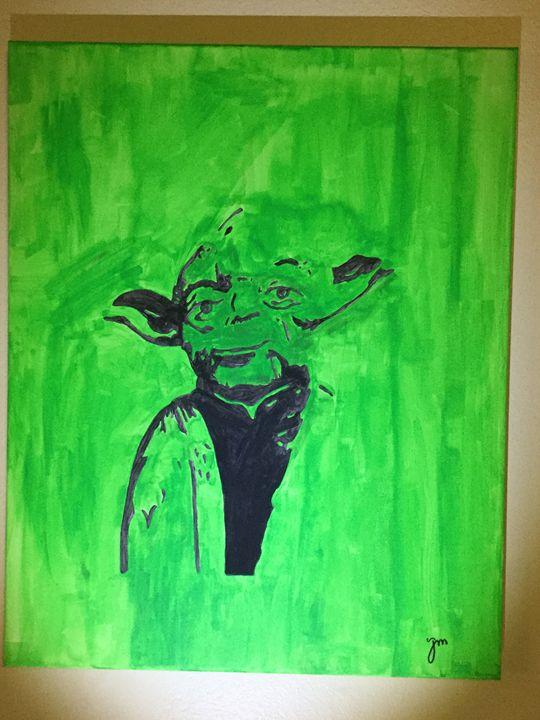 Yoda - Jm art