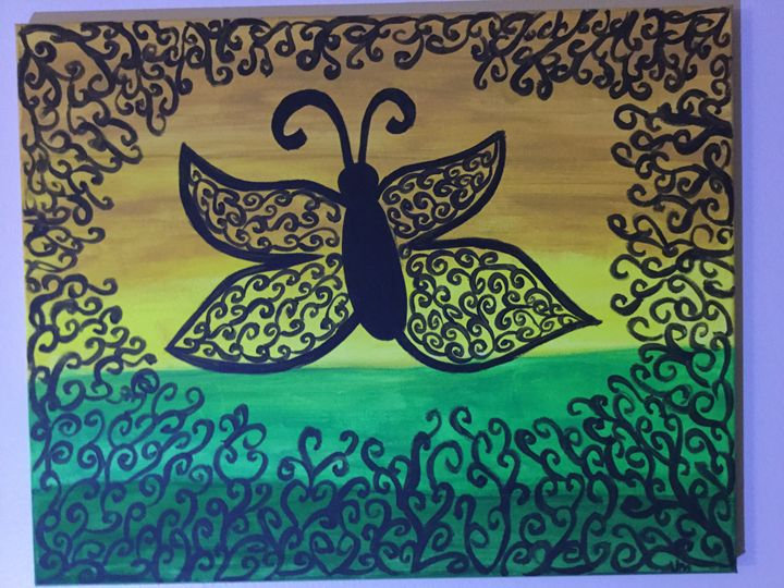 Butterfly - Jm art