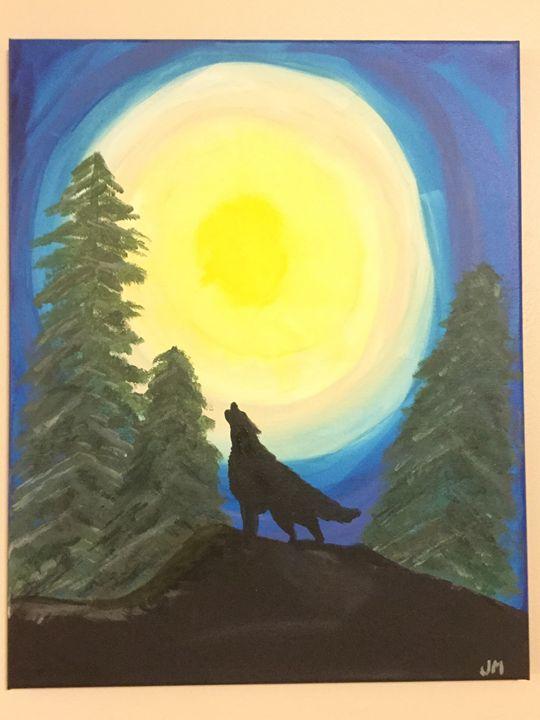 The howl - Jm art