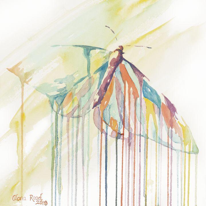 Tropical Jewel - Alana Read Art