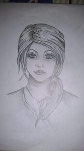 Portrait of a lady...