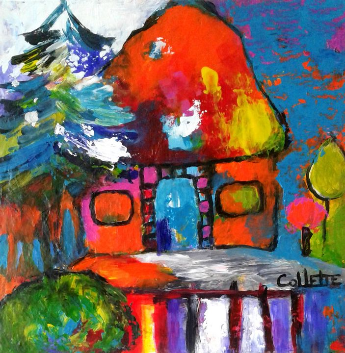 GRANNY OUSE - COLLETTE J PEREIRA