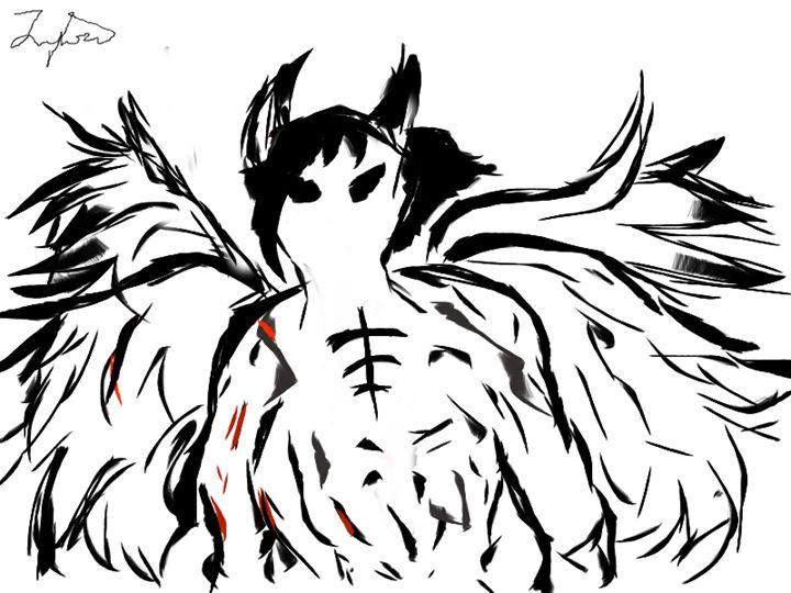 Gargoyle Demon - D.B John